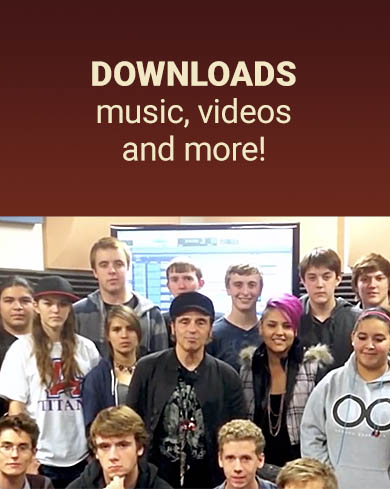 Downloads Music and Videos