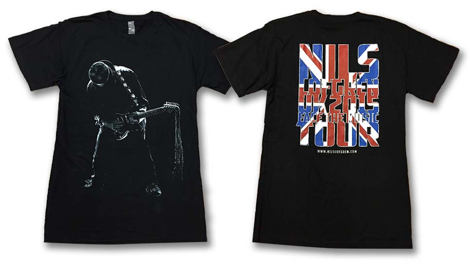 UK Tour Tshirt
