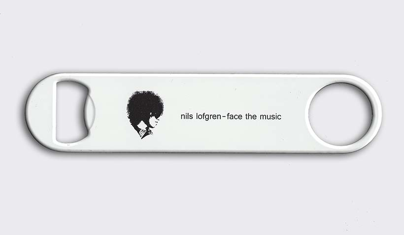 Face The Music Bottle Opener
